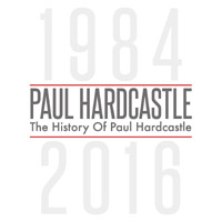 "CD ""1984-2016 - The History Of Paul Hardcastle"" (©2016)"